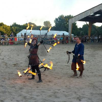 2 eme troupe de feu