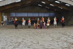 Carrousel des chevaliers d'Arthur