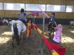 TOURNOIS MEDIEVAL AVEC ENFANTS