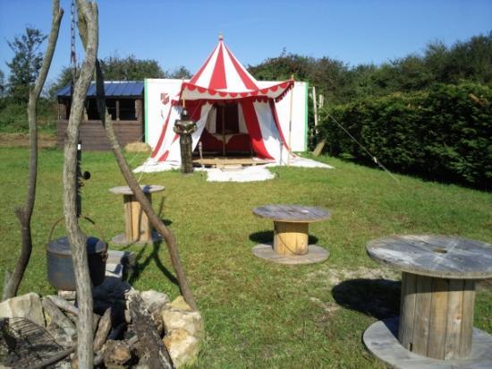 Camping,  minis camps, Vacances d'enfants