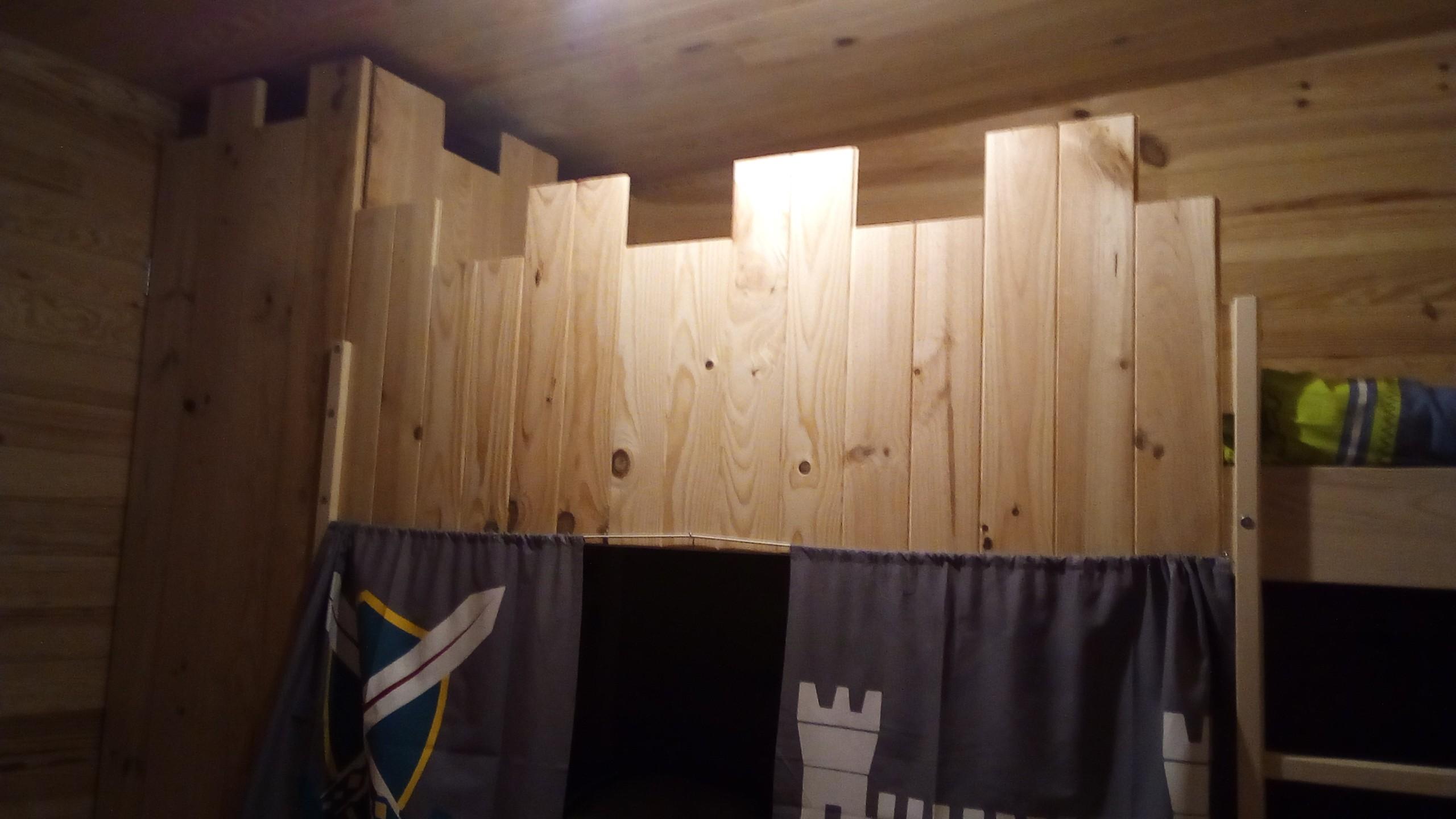 chambre des chevaliers
