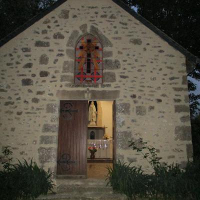 chapelle au village de Longuerac