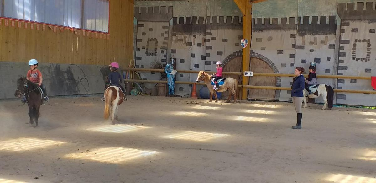 cours equitation