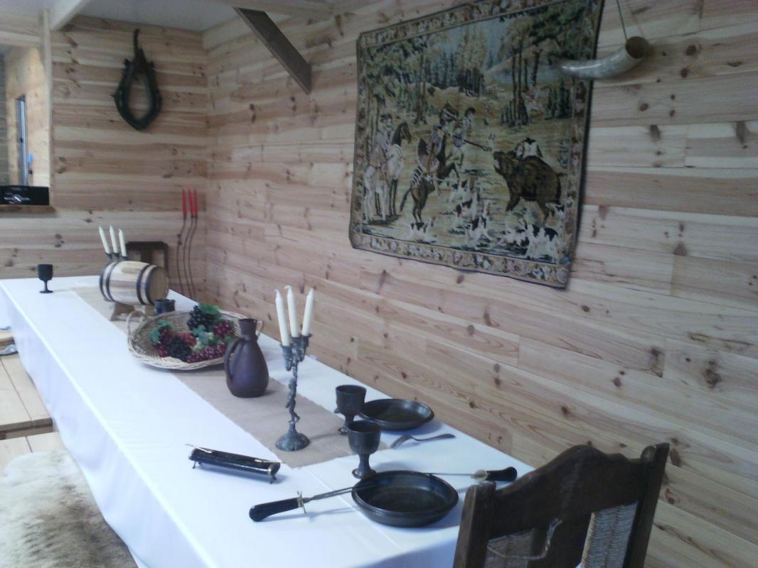 Accueil Auberge Camping Insolite