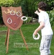 lancer d'anneaux