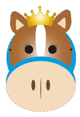 Masque roi