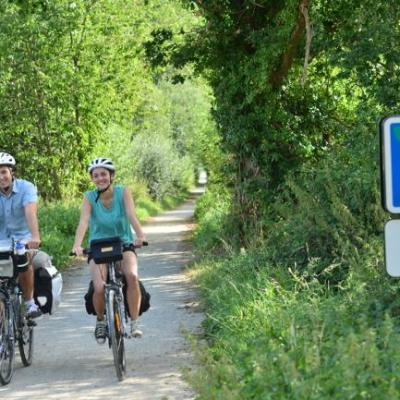 Location de vélos et remorques et vélos éléctrctiques.manche , la haye du puits